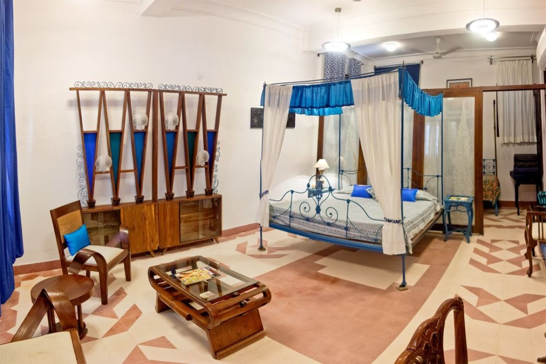 Neemrana Fort Palace Rajasthan India Wing VIII Rooms 1