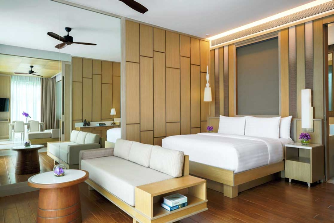 Avani Hua Hin Resort N Villas Hua Hin Thailand AVANI Two Bedroom Lagoon Pool Villa 1