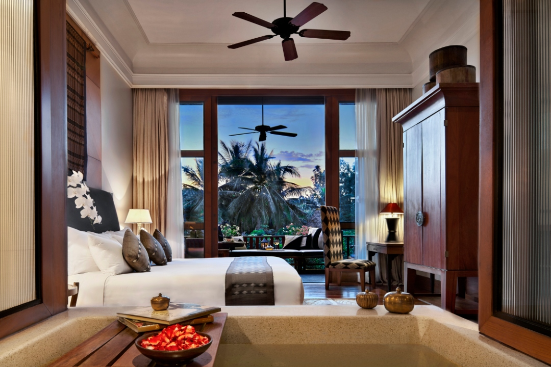 Anantara Hua Hin Resort N Villas Hua Hin Thailand Junior Lagoon View Suite 1
