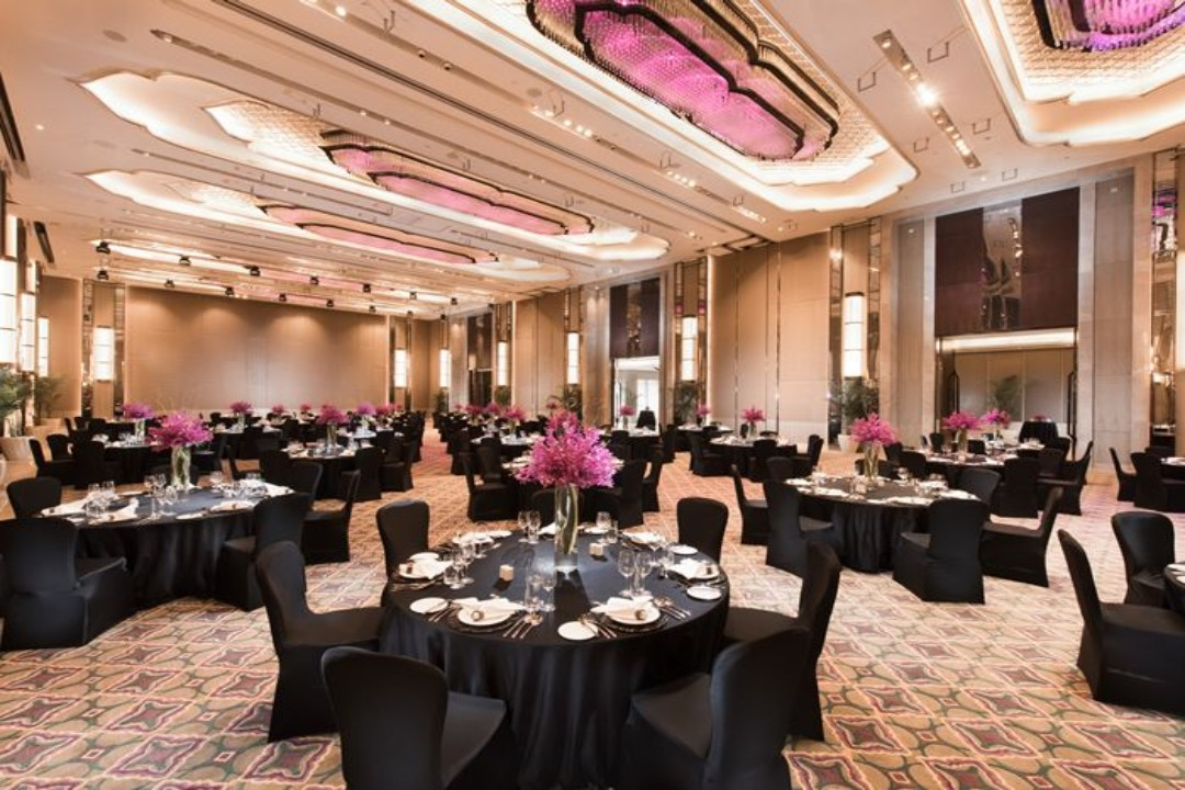 Conrad Pune India Grand Ballroom 2