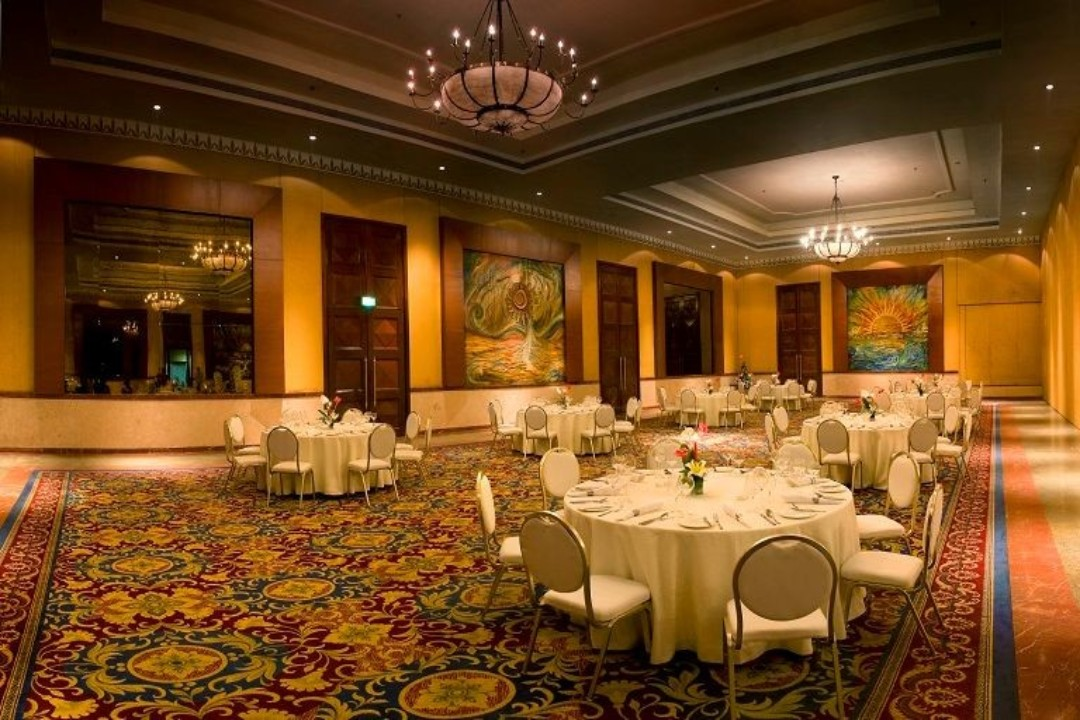 The Lalit Andheri East mumbai Majestic Ballroom 2