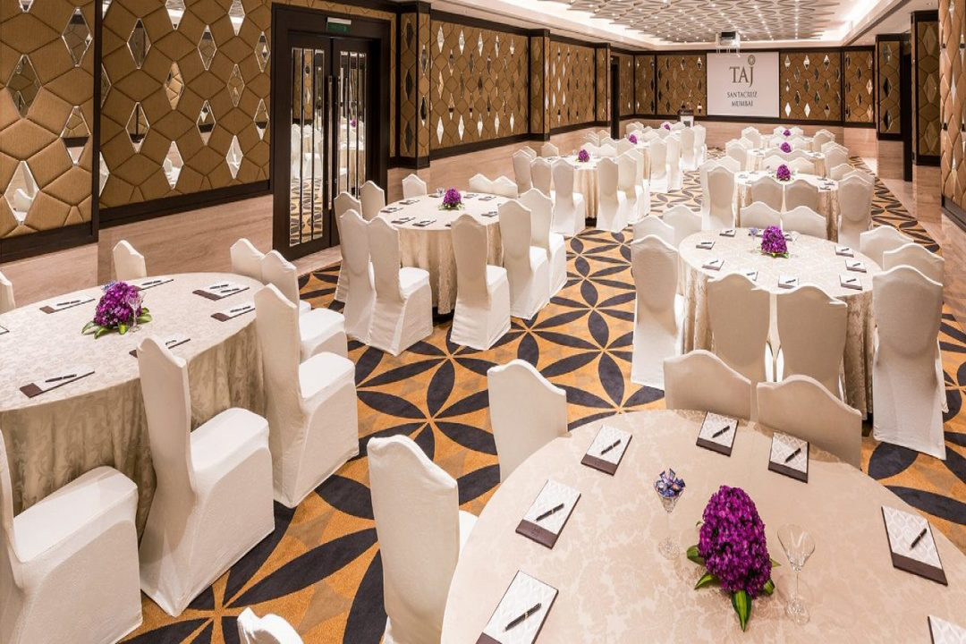 taj santacruz santacruz east mumbai the grand ballroom 3